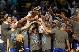 Golden State Warriors - 2014-2015 NBA Champions
