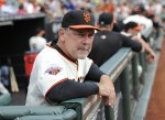 Bruce Bochy - S.F. Giants