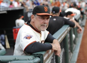 Bruce Bochy - S.F. Giants