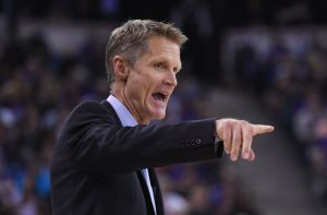 Steve Kerr - Golden State Warriors