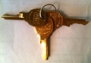 Keys to the new kingdom