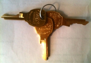 Keys to the new kingdom