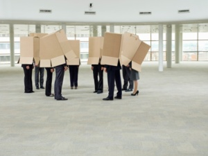 people-with-boxes-on-heads